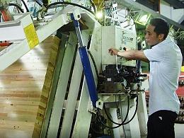 实木免漆板厂家松博宇-生产基地