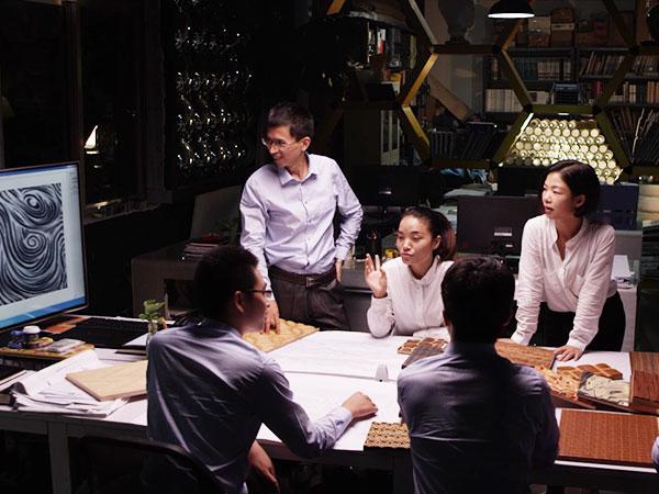 松博宇-团队会议