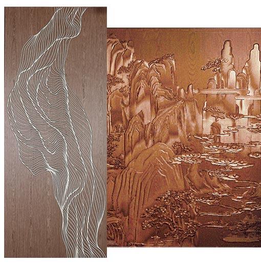 实木艺术板